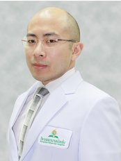 Dr Chinundorn  Putananon - Doctor at Mission Hospital