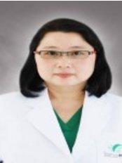 Dr Charinee Dhorranuntra -  at Ekachai Hospital
