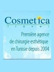 Cosmetica Travel - Immeuble Rihab 2  Rue du Lac Malaran, Apt n° 201 Bloc D  Les Berges du Lac, Tunis, Tunisia, 1053,  0