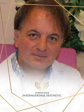Prof Mustafa Nisanci - Surgeon at World Wide International Aesthetic - Ankara