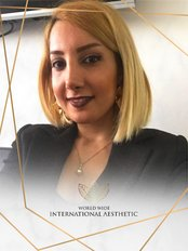 Miss Mona Mohammad khabbaz - Assistant Practice Manager at World Wide International Aesthetic - Ankara