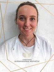 Miss Melis Tarhan - Dietician at World Wide International Aesthetic - Ankara
