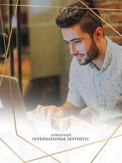 Mr Doğan Parlakdemir - IT Manager at World Wide International Aesthetic - Ankara