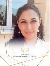 Ms İlknur Namlı - Assistant Practice Manager at World Wide International Aesthetic