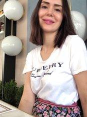 Mrs Aslı Erdem - International Patient Coordinator at Dr MAK Clinic
