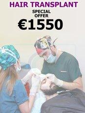 Haartransplantation - CosmetiCity