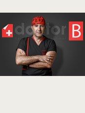 DoctorB - Sarı Kanarya sok, No:14 Kozyatağı, Kadikoy, Istanbul, 34742,