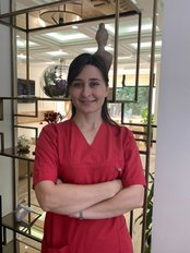 Mrs Ebru Bapun - Specialist Nurse at Dr. Caner Kacmaz Clinic