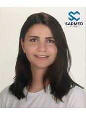 Ms Merve Aykın - International Patient Coordinator at Sarmed Clinic