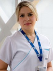 Frau Yana Sulhan - Krankenpflegerin - Medicana Çamlıca