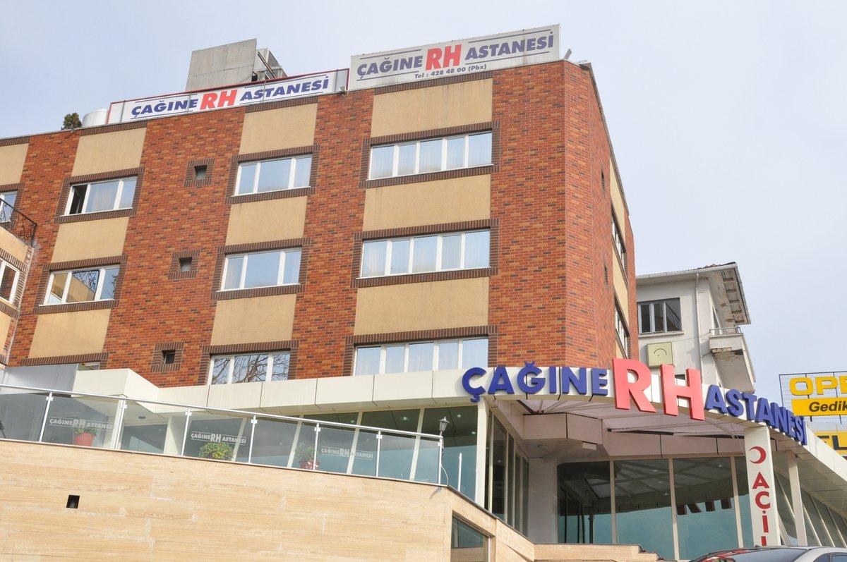 Caginer Hospital Plastic Surgery Clinic In Uskudar