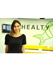 Frau Gözdem   Başarır - Ernährungsberaterin - Vanity Plastische Chirurgie Klinik