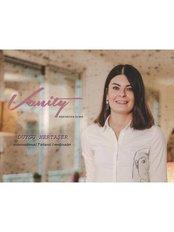 Frau Duygu Hertaşer - Leiterin Patientenservice - Vanity Plastische Chirurgie Klinik