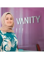 Frau Esma Kinsiz - Leiterin Patientenservice - Vanity Plastische Chirurgie Klinik