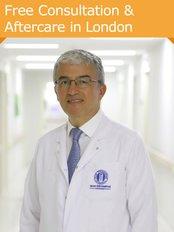 Clinic Center - Izmir - Prof Dr, Aydin Gozu