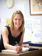 Mrs Kirstie Nicholls - Practice Manager at The Cobham Clinic