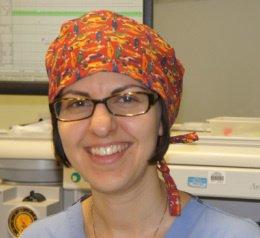 Anita Hazari at Spire Tunbridge Wells Hospital