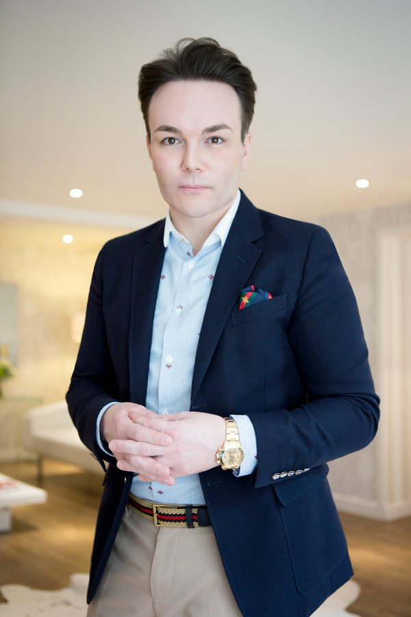 Dr Darren McKeown - Glasgow