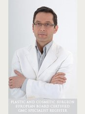 Andrea Marando Cosmetic Surgeon - Lancashire - Dr Andrea Marando