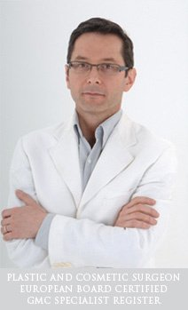 Andrea Marando Cosmetic Surgeon - Lancashire