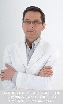 Andrea Marando Cosmetic Surgeon - Manchester