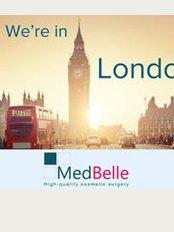Medbelle - Upper Wimpole Street - 4 Upper Wimpole Street, London, W1G 6LF,