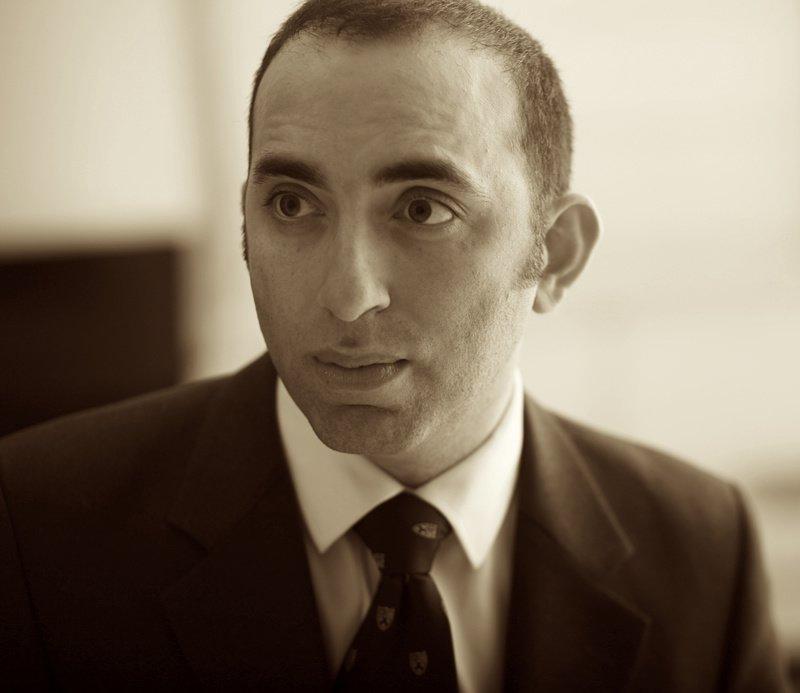 Mr. Daniel Ezra - Moorfields