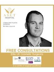 Mr Robert Laycock - Surgeon at Aset Hospital Cosmetic Surgery