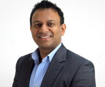 Vivek Sivarajan - Edinburgh