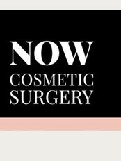 Now Cosmetic Surgery - NOW Cosmetic Surgery logo