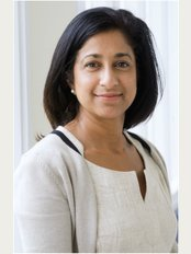 Anita Hazari at Queen Victoria Hospital - Holtye Road, East Grinstead, West Sussex, RH19 1EB,