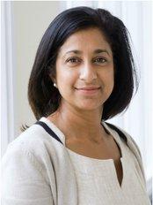 Anita Hazari at Queen Victoria Hospital - Holtye Road, East Grinstead, West Sussex, RH19 1EB,  0