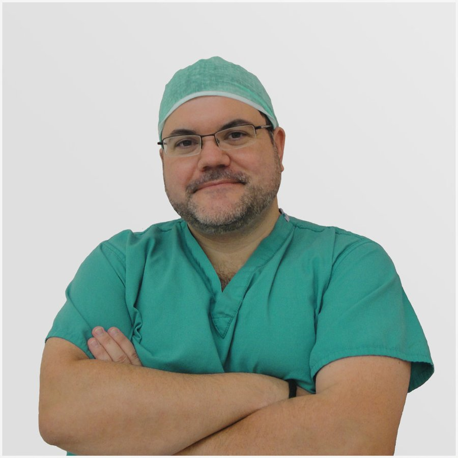 Dr. Thomas Chapman - The Spire Clinic Droitwich Spa