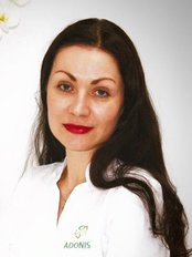Ms Zhanna Nikolaieva - Dermatologist at Adonis Beauty