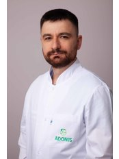 Mr Serhii Hryshai - Doctor at Adonis Beauty