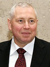 I Khrapach Vasily, MD, professor of surgery number 4 Bogomolets NMU, was born in Kiev in 1961. -  at Clinic Harmony
