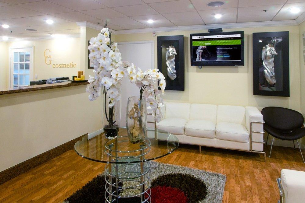 Cg Cosmetic Center In Vero Beach