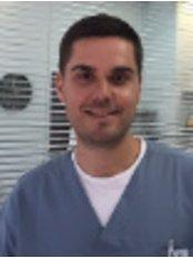Dr Klement Hamzallari -  at Klinika Dentare GLOB