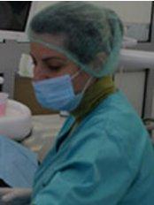 Dr Albana Ziu -  at Marlen Dental
