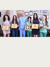 Divident Dental Clinic - 27/1 Gyulbenkyan str, Yerevan,