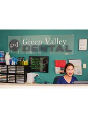 Claire Peza - Receptionist -  at Green Valley Dental Centre