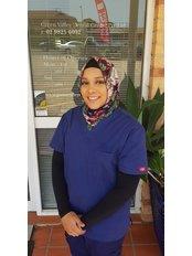 Miss Zayna Khan - Dental Therapist at Green Valley Dental