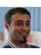 Dr Reza Nikfar - Dentist at Dentaland Sydney