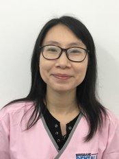 Queenie Qian -  at Brisbane Dental & Denture Clinic
