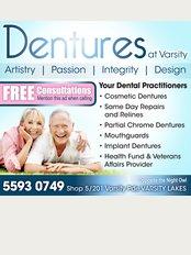 Dentures at Varsity - 5/201 Varsity Parade, Varsity Lakes, Gold Coast, QLD, 4227,