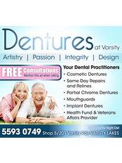 Dentures at Varsity - 5/201 Varsity Parade, Varsity Lakes, Gold Coast, QLD, 4227,  0