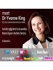 Yvonne King - Principal Dentist at Cosmetic & Laser Dentistry Centre