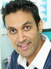 Dr Sanj Ratneser - Orthodontist at Impression Orthodontics - Kalamunda