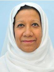 Dr Zakeyia Salman Ebrahim -  at Al Jishi Specialist Dental Centre