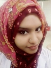 Dr Farzana Afrin - Consultant at Dr. Atique's Dental Care - Kalshi Branch
